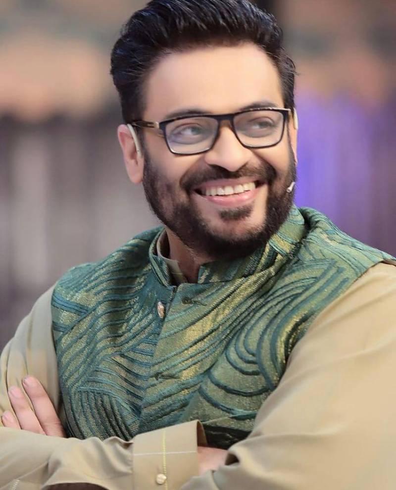 Aamir Liaquat Hussain hits back at trolls after Nagin dance meme-fest