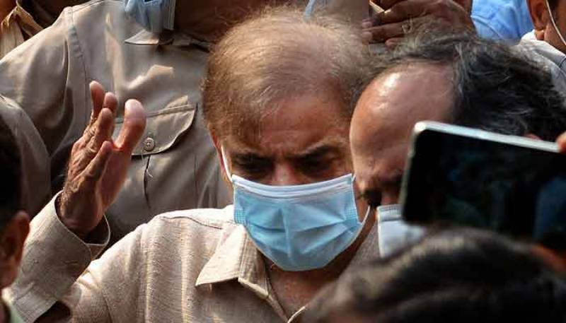 Shehbaz Sharif released from Lahore jail on bail