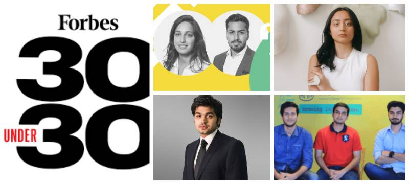 13 Pakistanis among Forbes 30 Under 30