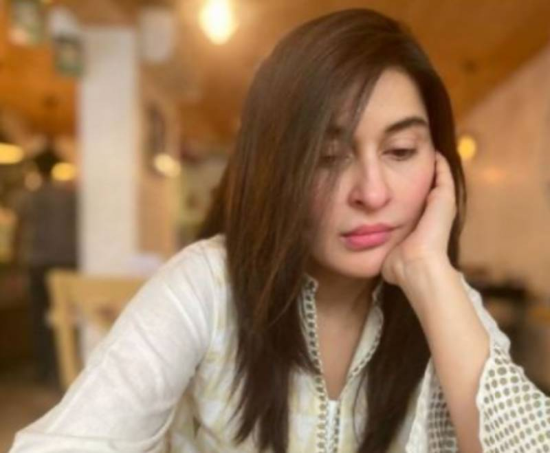 Shaista Lodhi opens up about her divorce and ex-husband's death
