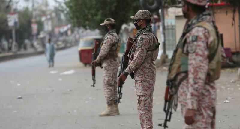 Sindh seeks Pakistan Army's help to enforce Covid-19 SOPs