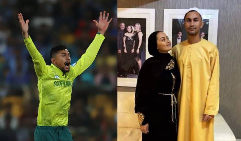 South African cricketer Bjorn Fortuin, wife embrace Islam