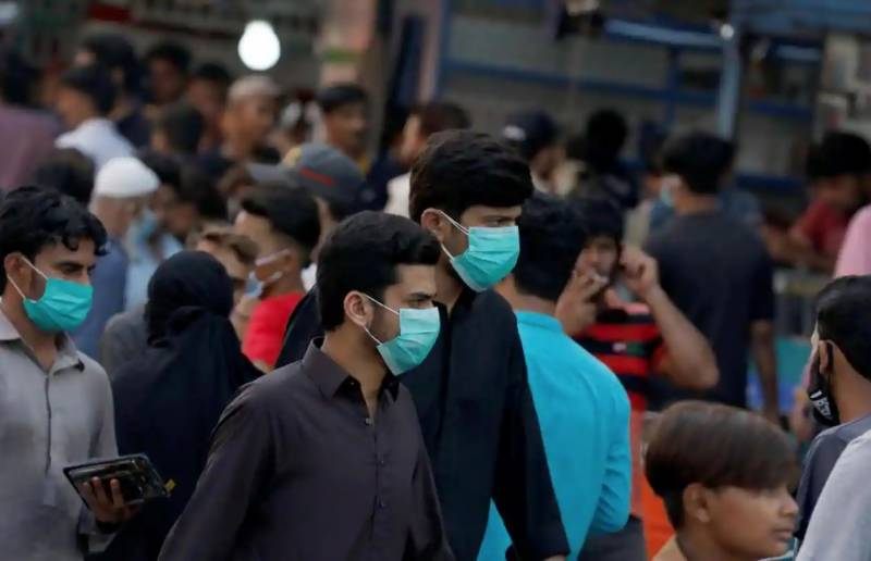 Pakistan's coronavirus tally crosses 800,000 as 4,825 new cases emerge