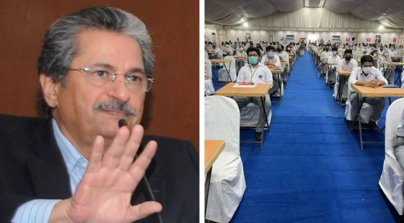 #ShafqatMehmood trends on Twitter as Cambridge exams start in Pakistan