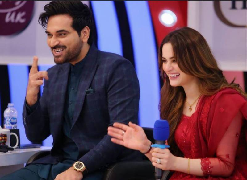 Aiman Khan reveals her forever favourite actor