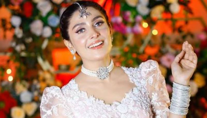 Ayeza Khan's throwback video leaves fans stunned