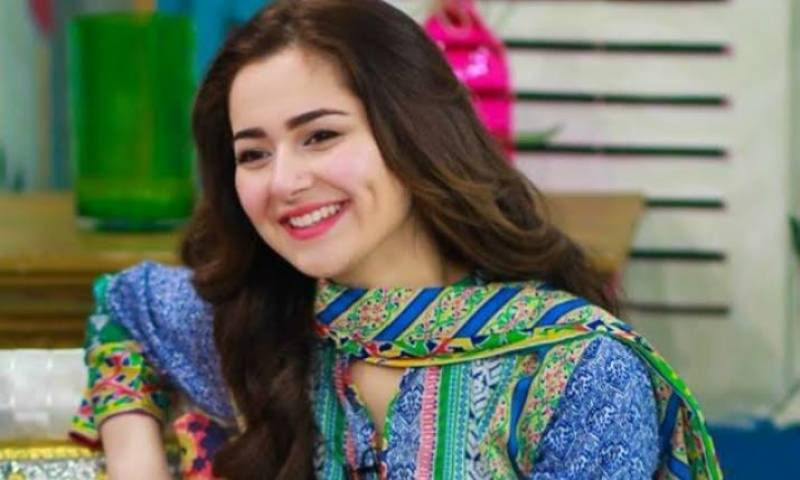 Hania Aamir shares fasting experience during Ramadan in latest video