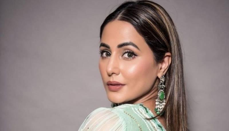 Bollywood's Hina Khan contracts coronavirus