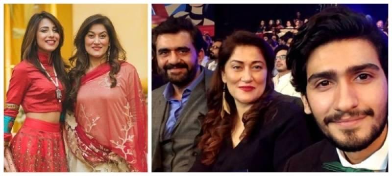 Ushna Shah's sister Irsa Ghazal ties the knot with Pakistani actor