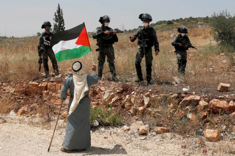 Israel committing apartheid crimes against Palestinians, says HRW report