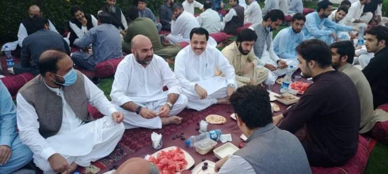 KP health minister Taimur Jhagra booked for breaching Covid-19 SOPs