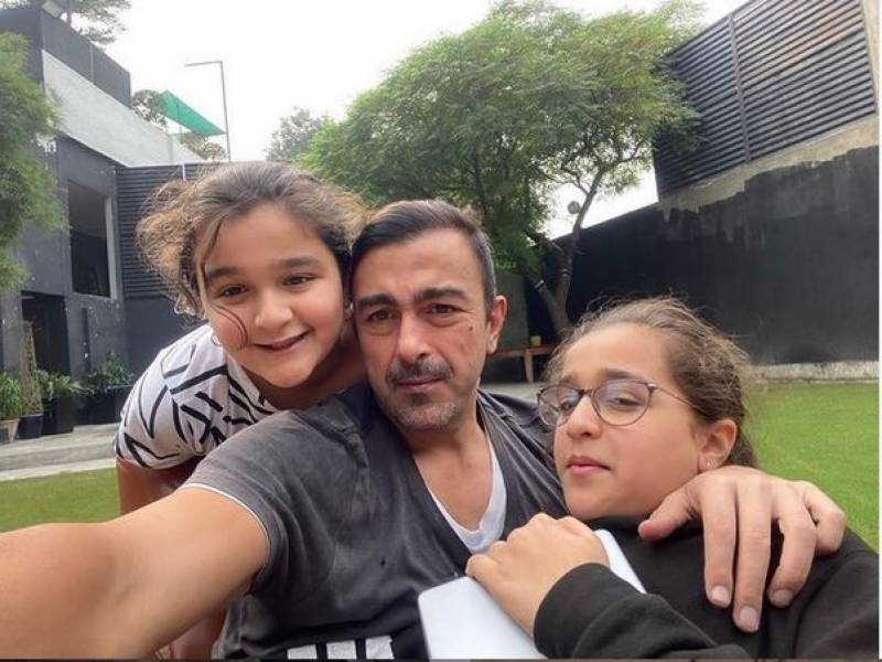 Shaan Shahid celebrates 50th birthday, thanks fans for love and wishes