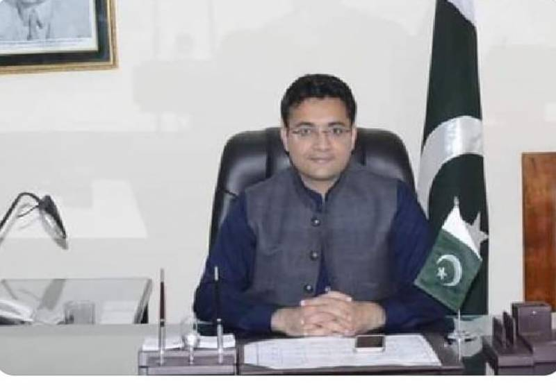 Farrukh Habib appointed State Minister for Information and Broadcasting