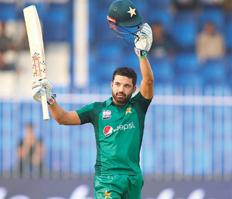 Mohammad Rizwan makes to top 10 of ICC T20I rankings
