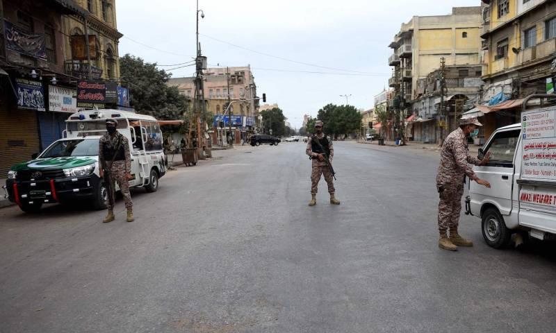 Pakistan plans two-week lockdown in 20 cities amid Covid resurgence