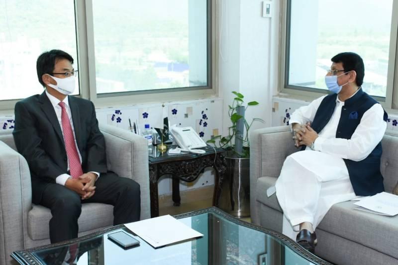 Pakistan seeks Korea's help in smartphones manufacturing