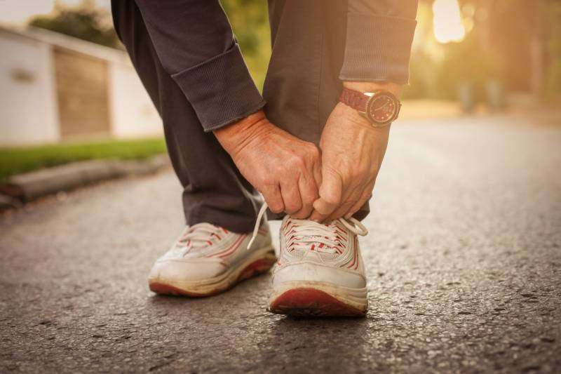 Tips to follow when walking for weight loss