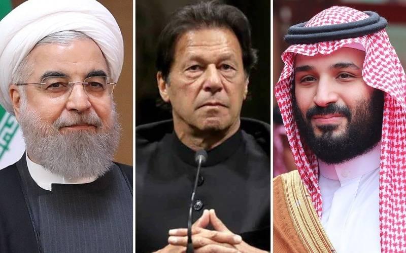 PM Imran welcomes Saudi Arabia's initiative for peace with Iran