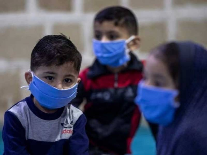 Over 15,000 children in Pakistan tested positive for COVID-19 in April