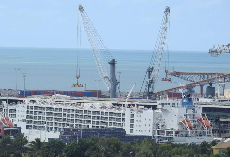 Pakistani sailor tests negative for Covid-19 after major quarantine breach in Australia