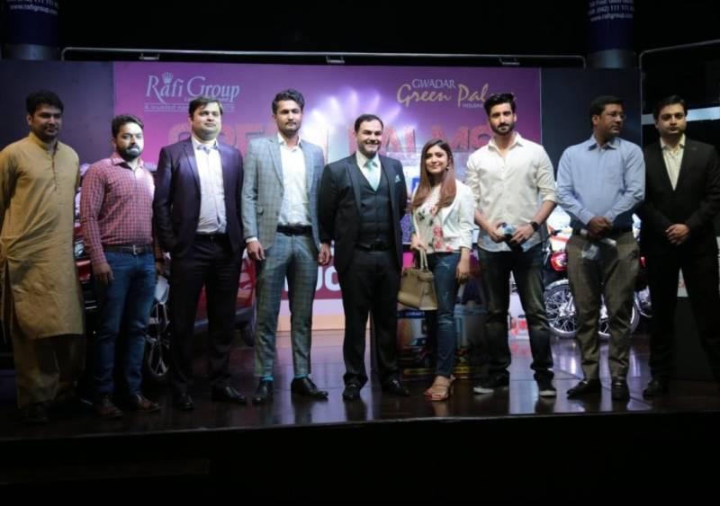 Rafi Group hosts 3rd mega event of Green Palms Gala