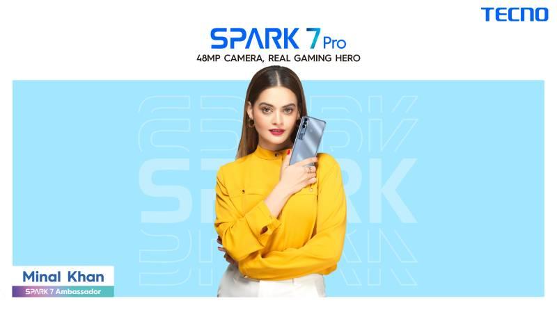 TECNO launches Spark 7 Pro in Pakistan, price, sale info