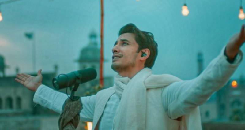 Ali Zafar releases his rendition of Balaghal-Ula Bi-Kamaalihi