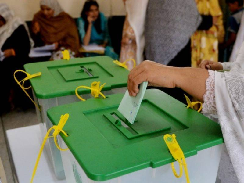 Efforts for electoral reforms expedited as PM's cabinet approves two ordinances
