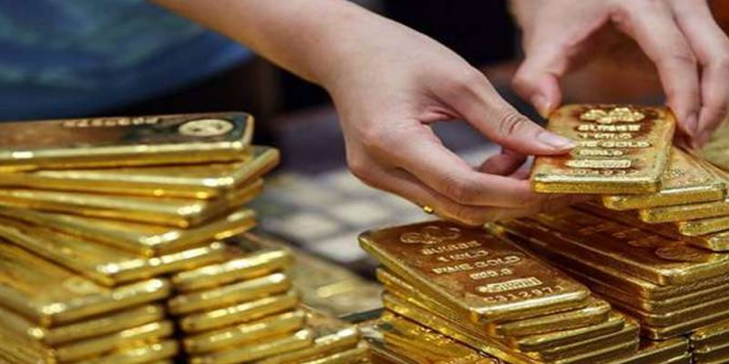Today's gold rates in Pakistan — 04 May 2021