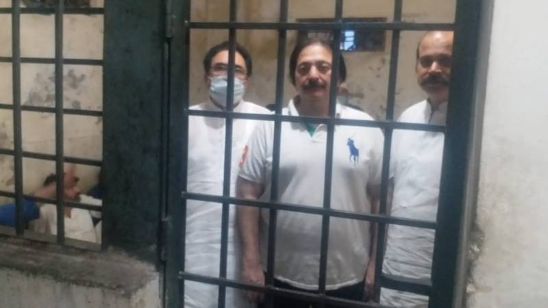 Top gangster Gogi Butt arrested in Lahore