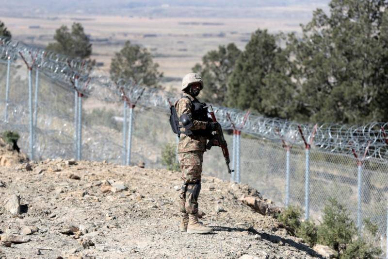 Four FC soldiers martyred, six injured in cross-border attack in Balochistan