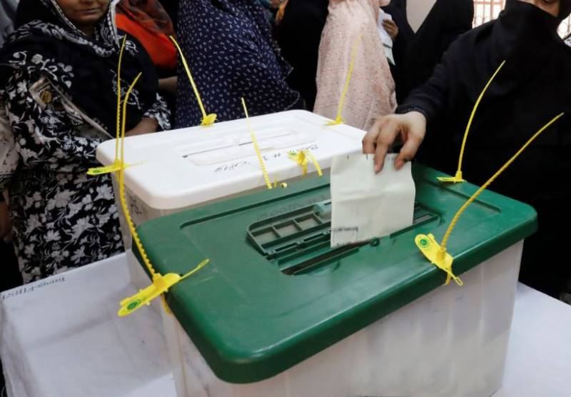 Polling for PP-84 Khushab by-election underway