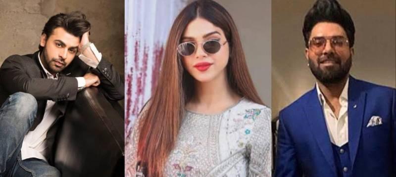 Eid telefilm Love Vaccine stars Yasir Hussain, Sonya Hussain and Farhan Saeed