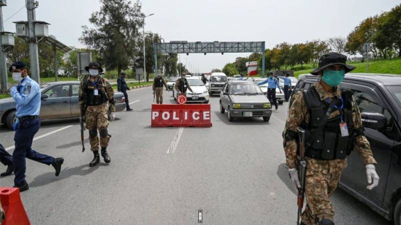 Complete lockdown in Islamabad from May 7, announces DC Shafqaat