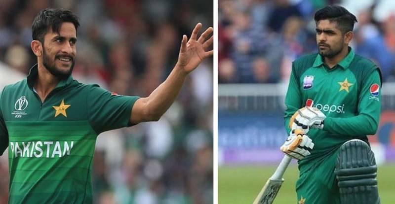 Hasan Ali climbs 15 spots, Babar Azam slips to 9 in ICC Test rankings