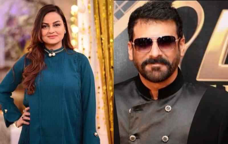 Javeria Abbasi reveals ex-husband Shamoon Abbasi is also her stepbrother