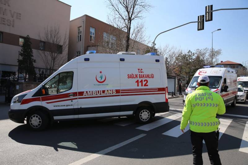 Pakistani man dies trying to flee quarantine in Turkey