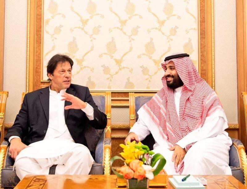 PM Imran embarks Saudi Arabia on official visit tomorrow