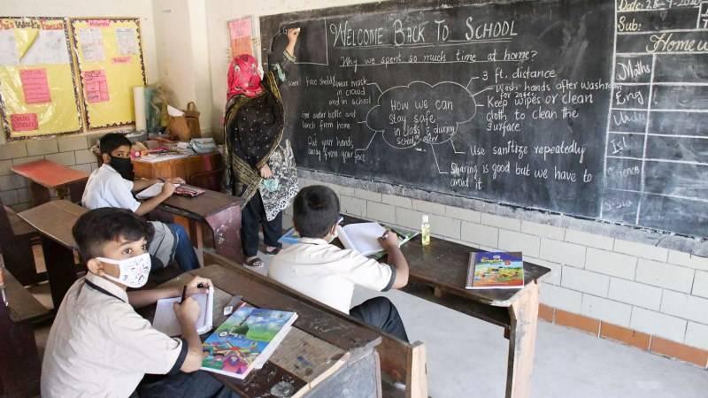 Sindh announces to hire 37,000 teachers