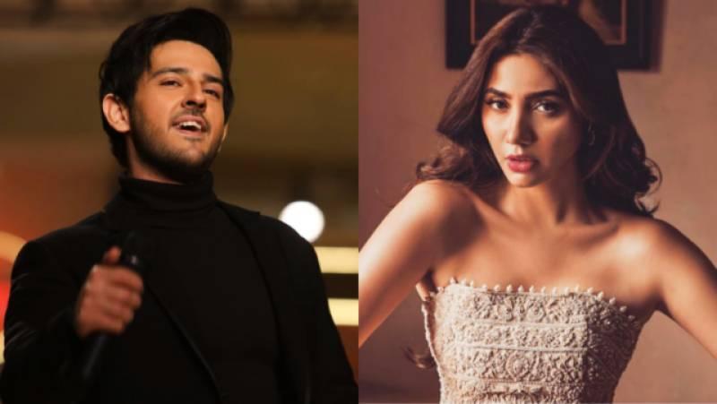 Tu - Mahira Khan to appear in Azaan Sami's music video