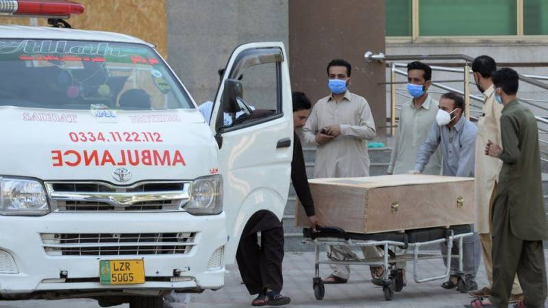 Pakistan registers 3,785 new Covid-19 cases, 118 deaths in 24 hours
