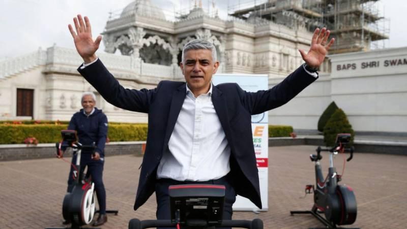 Pakistani origin Sadiq Khan elected London mayor for a second term