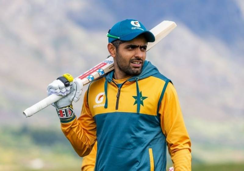 Babar Azam voted ICC Player of the Month