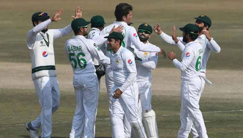 PAKvZIM: Pakistan beat Zimbabwe in second Test to clinch series 2-0