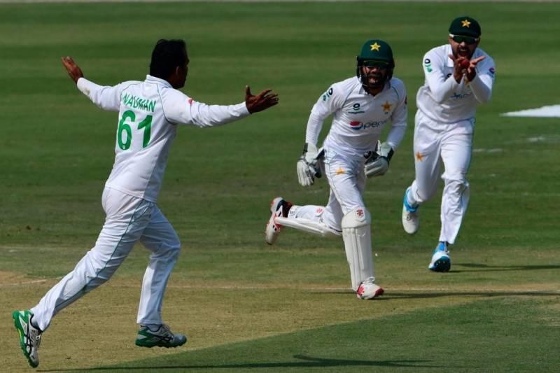 PAKvZIM – Pakistan on verge of whitewashing Zimbabwe in Test series