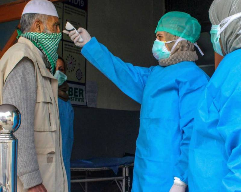 Pakistan registers 3,447 new Covid-19 cases, 78 deaths in 24 hours