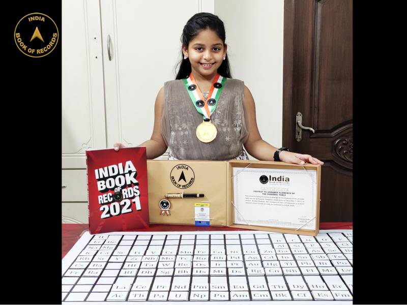 This 9-year-old just smashed Pakistani girl's world record