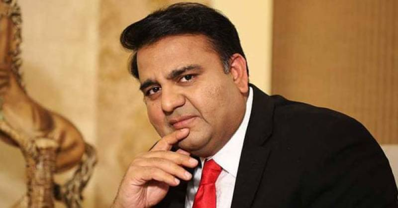 Twitter trolls Fawad Chaudhry as he wants state emblem changed