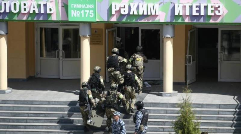 At least 9 dead, dozens injured in Russia school shooting