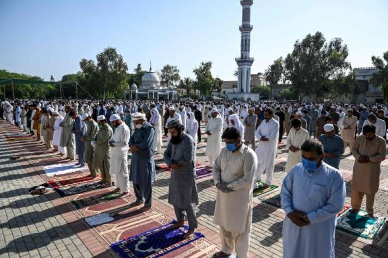 Pakistan issues guidelines for holding Eid prayers amid COVID-19 surge